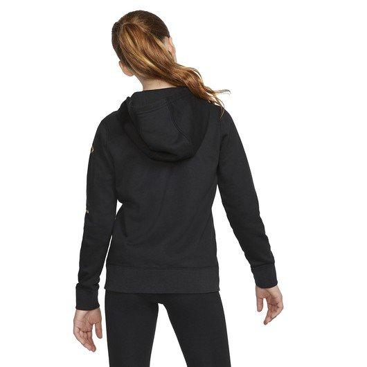 Nike Air Older Kids' (Girls') Full-Zip Fleece Hoodie Çocuk Sweatshirt