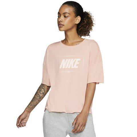 Nike Dri-Fit Oversized Short Sleeve Top Grx Kadın Tişört
