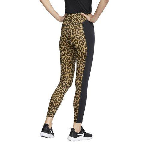 Nike One 7/8 Leopard Kadın Tayt