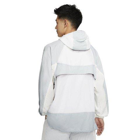 Nike Sportswear Half-Zip Hooded Woven Kapüşonlu Erkek Ceket