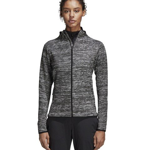 adidas Terrex Knit Fleece Kadın Ceket