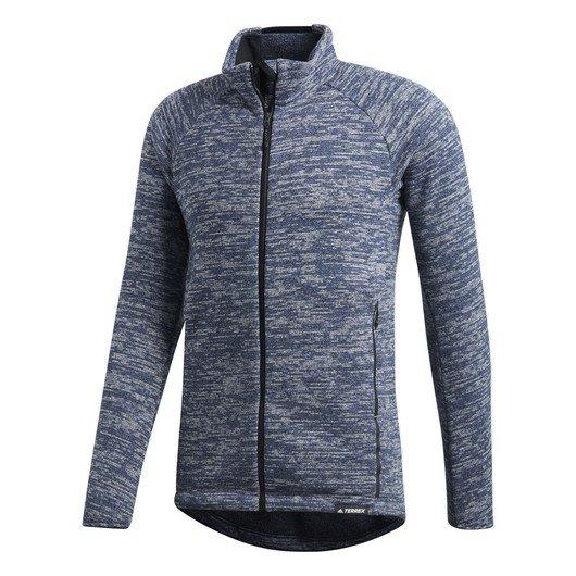 adidas Terrex Knit Fleece Erkek Ceket