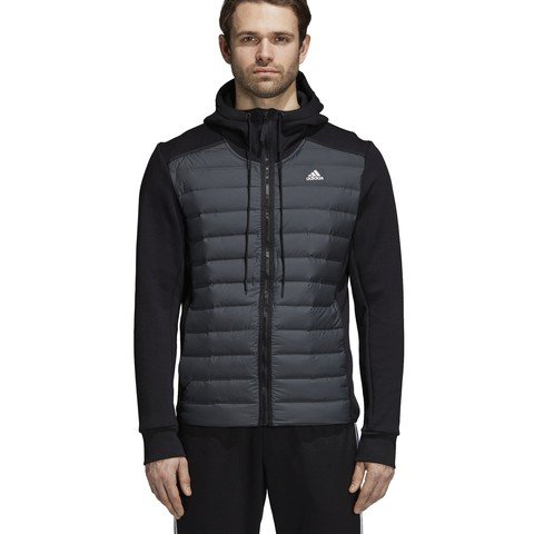adidas Varilite Hybrid Kapüşonlu Erkek Ceket