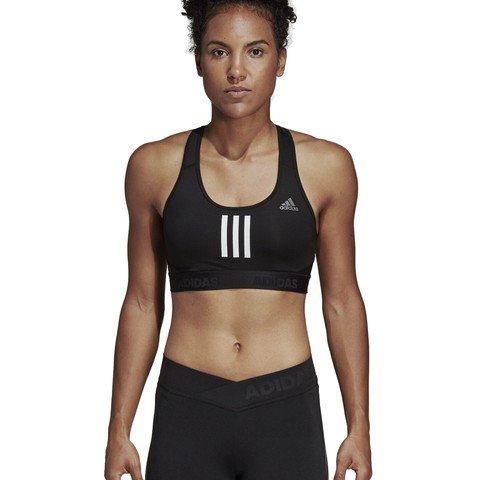 adidas Don't Rest Alphaskin Sport+Padded 3-Stripes Kadın Büstiyer
