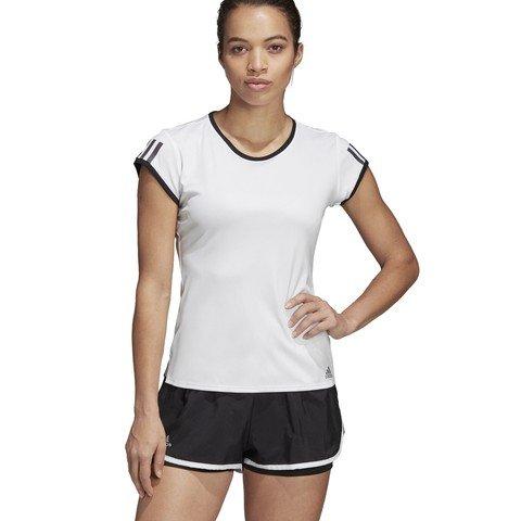 adidas 3-Stripes Club Short-Sleeve Kadın Tişört