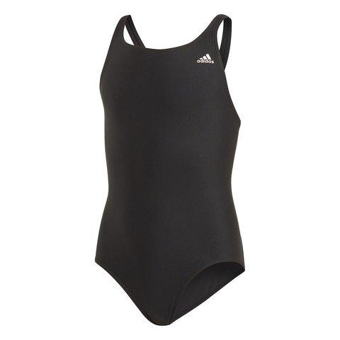 adidas Solid Fitness Swimsuit Y Çocuk Mayo