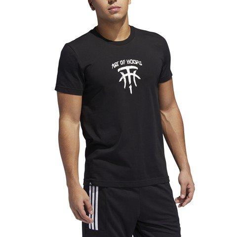adidas Tmac AOH CH11 Erkek Tişört
