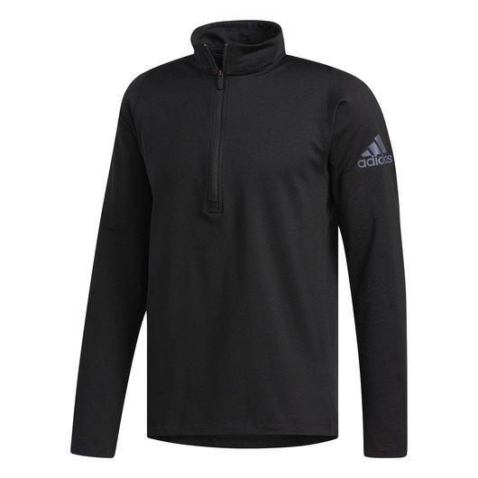 adidas Climawarm Half-Zip Long Sleeve Uzun Kollu Erkek Tişört