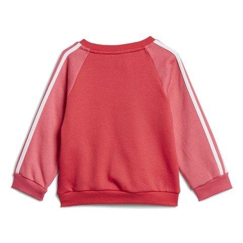adidas Logo Fleece Jogger Bebek Eşofman Takımı