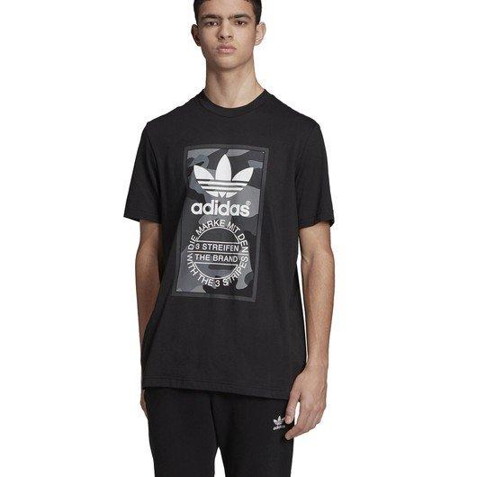 adidas Camouflage Label Erkek Tişört