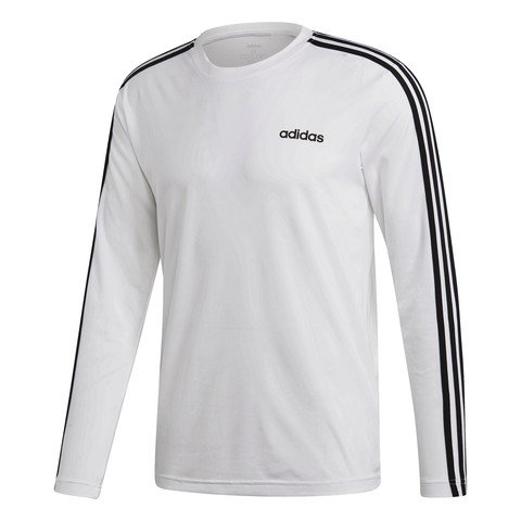 adidas Designed 2 Move Climalite 3-Stripes Erkek Tişört