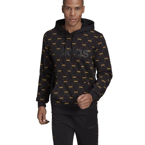 adidas Core Favorites Hoodie Kapüşonlu Erkek Sweatshirt