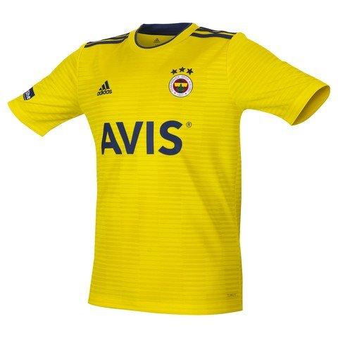 adidas Fenerbahçe 2019-2020 Deplasman Çocuk Forma