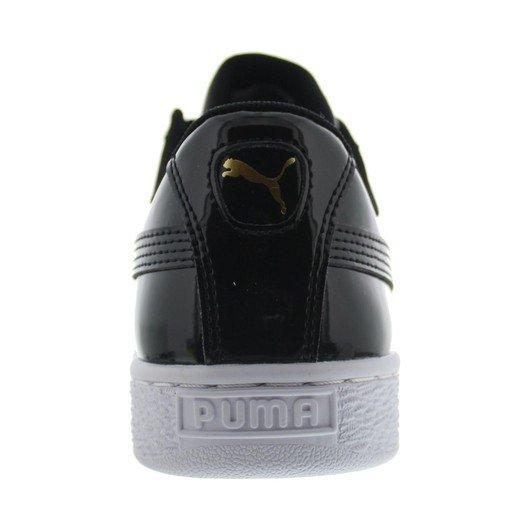 Puma Basket Heart Patent Kadın Spor Ayakkabı