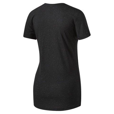 adidas Fleck Print Deep Tee SS17 Kadın Tişört