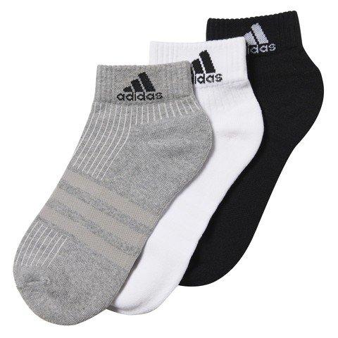 adidas Performance 3S Ankle CO Unisex 3'lü Çorap