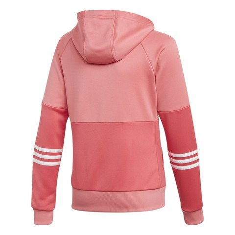 adidas Young Hood Pes Track Suit Çocuk Eşofman Takımı
