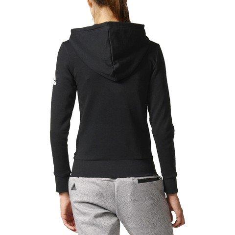 adidas Essentials Solid Full Zip Hoody SS18 Kapüşonlu Kadın Ceket
