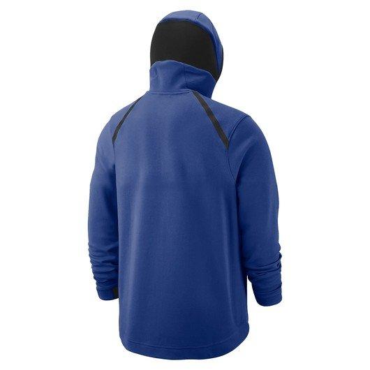 Nike Dry Showtime Golden State Warriors Full Zip Hoodie FW18 Kapüşonlu Erkek Ceket