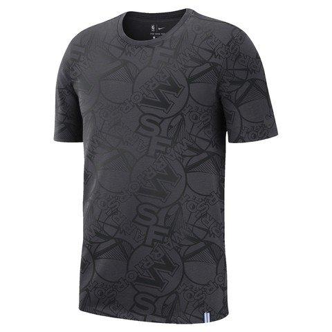 Nike NBA Elevation Golden State Warriors FW18 Erkek Tişört