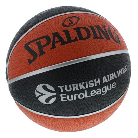 Spalding  TF-150 Euroleague Turkish Airlines EURO/TURK SZ7 Basketbol Topu