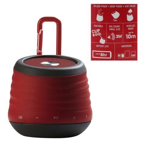 Jam XT Taşınabilir Bluetooth Hoparlör Kırmızı