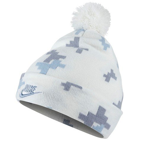 Nike U Seasonal Beanie Blue FW17 Bere