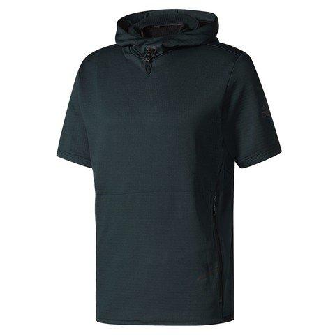 adidas Workout  SS Heat FW17 Kapüşonlu Erkek Tişört