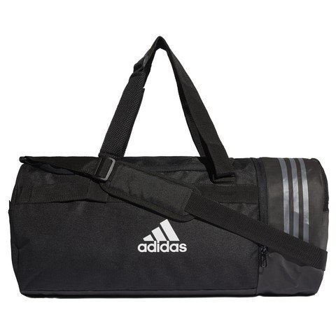 adidas Convertible 3-Stripes Duffel Bag Medium Spor Çanta