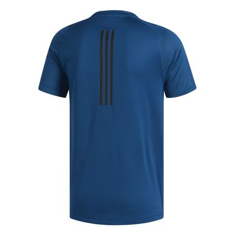 adidas FreeLift Sport Fitted 3-Stripes SS19 Erkek Tişört
