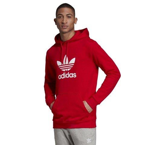 adidas Trefoil Kapüşonlu Erkek Sweatshirt