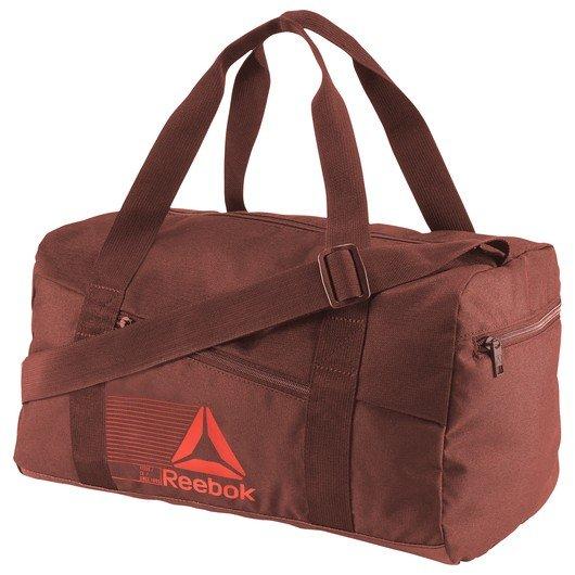 Reebok Active Foundation Grip Duffel Bag Small Spor Çanta