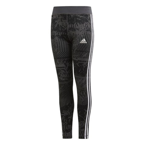 adidas Training Equipment 3-Stripes YG Çocuk Tayt