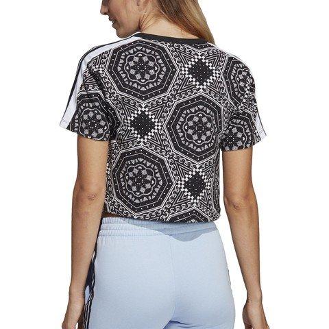 adidas Crop SS19 Kadın Tişört