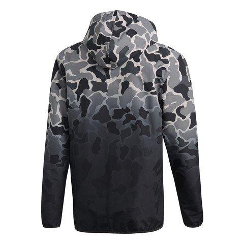 adidas Camouflage Windbreaker SS18 Kapüşonlu Erkek Ceket