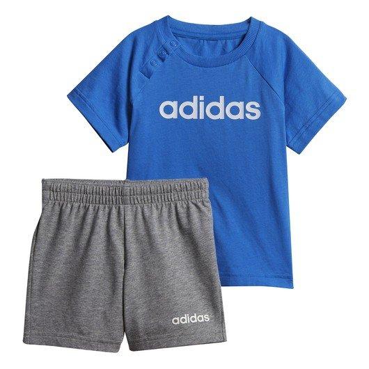 adidas Linear Summer-Set Çocuk Takım