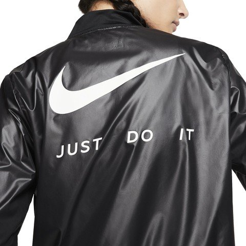 Nike Just Do It Swoosh Run Full-Zip Kadın Ceket