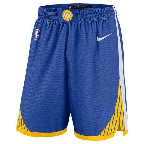 Nike NBA Golden State Warriors Icon Edition Swingman Erkek Şort