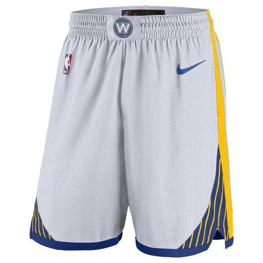 Nike NBA Golden State Warriors Association Edition Swingman Shorts Home 18 Erkek Şort