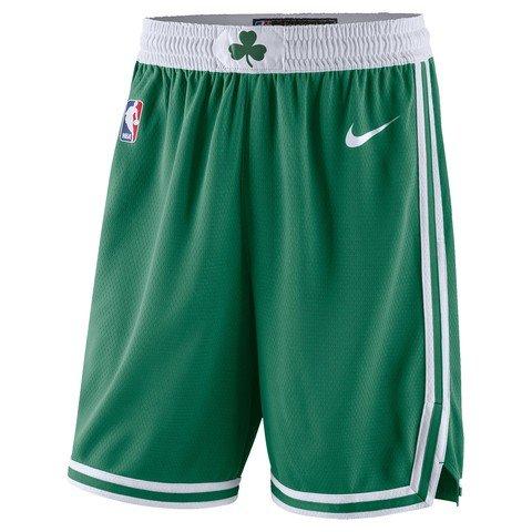 Nike NBA Boston Celtics Icon Edition Swingman Road 18 Shorts Erkek Şort