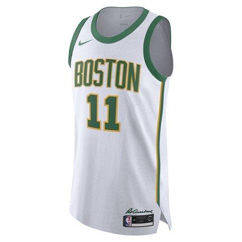 Nike NBA Boston Celtics Kyrie Irving City Edition Authentic Erkek Forma