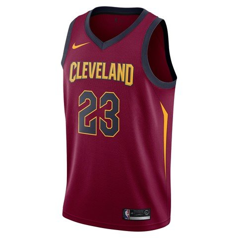 Nike Cleveland Cavaliers LeBron James Icon Edition Atlet