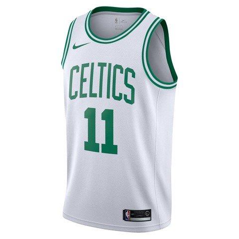 Nike NBA Kyrie Irving Boston Celtics Association Edition Swingman Jersey FW18 Erkek Forma