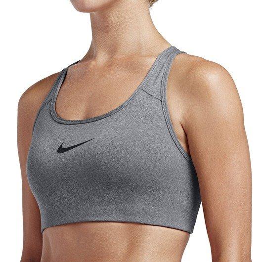 Nike Classic Swoosh Medium Support Sports Kadın Büstiyer