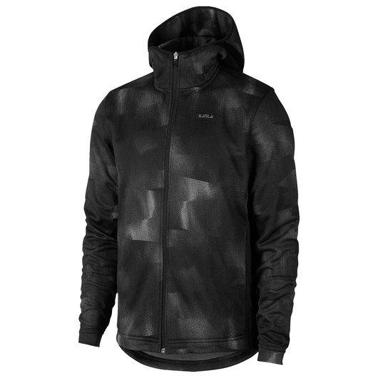Nike Therma LeBron Full-Zip Hoodie Kapüşonlu Erkek Ceket