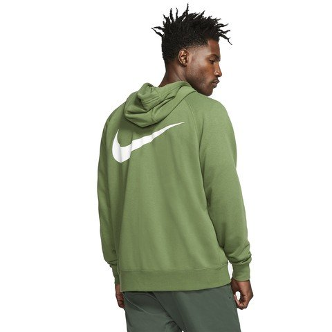 Nike Sportswear Swoosh Full-Zip French Terry Hoodie Erkek Sweatshirt