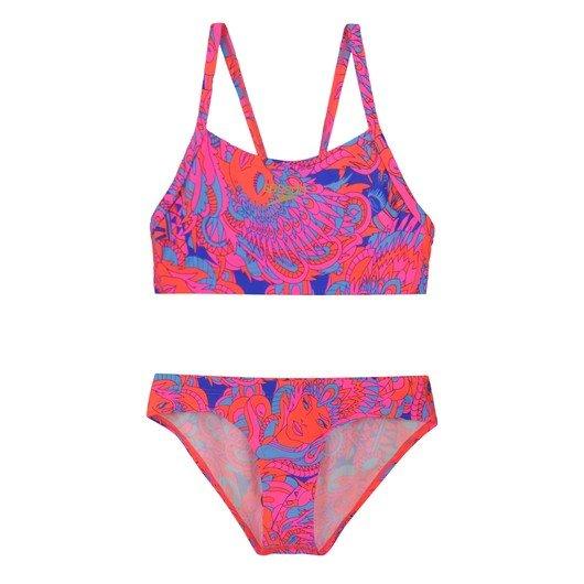 Speedo Alv Rlbk 2PCE Af Co Kadın Yüzücü Bikini