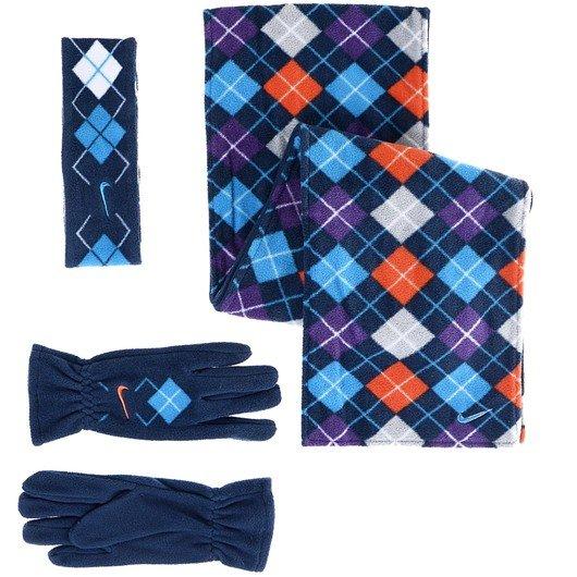 Nk Nike Argyle Fleece Set