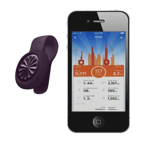 Jawbone Up Move Grape Rose Akıllı Bileklik