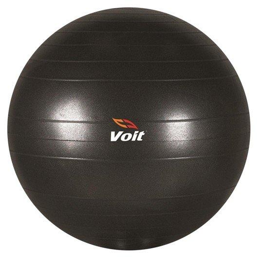 Voit Gymball 55 cm Siyah Pompalı Pilates Topu